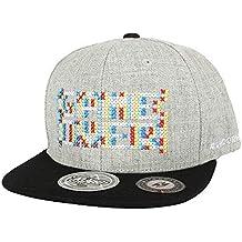 WITHMOONS Gorras de béisbol Gorra de Trucker Sombrero de Baseball Cap Snapback Hat Game Over Embroidery
