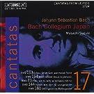 Bach: Cantatas, Vol 17 (BWV 153, 154, 73, 144, 181) /Bach Collegium Japan � Suzuki