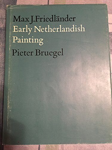 Early Netherlandish Painting: Volume One by Erwin Panofsky (1971-06-01)