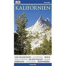 Vis-à-Vis Reiseführer Kalifornien: mit Mini-Kochbuch zum Herausnehmen