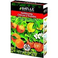 Abonos - Fertilizante Cítricos y Frutales Caja 1,5 Kg. - Batlle