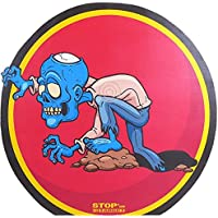 Stop 'in Target–Diana Zombie Rampant (2Dimensions–genuina de espuma de alta densidad para Arcs y pistolas arbalètes.