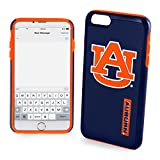 Auburn Tigers Impact Dual Hybrid iPhone 6 Plus/6s Plus Cover - TPU (2 Piece Case)