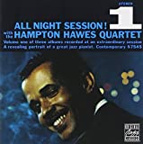 All Night Session, Vol. 1 by Hampton Hawes (2013-05-03)