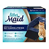 Best Self Cleaning Litter Boxes - LitterMaid LM680C Automatic Self-Cleaning Classic Litter Box (LM680C) Review