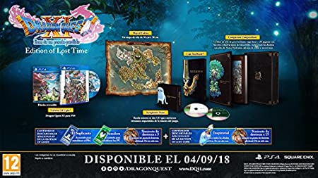 Dragon Quest XI - Edition of Lost Time (Edición Exclusiva Amazon)