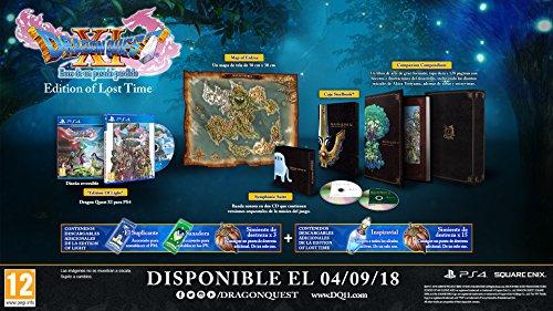 Dragon Quest XI - Edition of Lost Time (Edición Exclusiva Amazon)