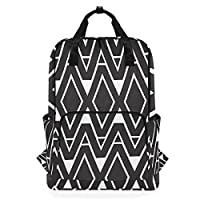 Laptop Backpacks, Multicolor Mermaid Scales Backpacks for Girls and Boys for School, Stylish Womens Mens Caual Backpack