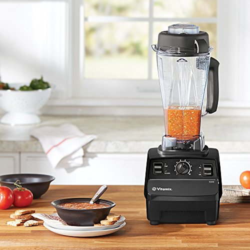 Vitamix Standard Blender, 2 Litre – Black (Certified Refurbished)