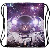 Hellathund nueva moda mochila 3D impresión viajes softback hombre mujeres harajuku bolso de lazo para hombre 47cm*34cm