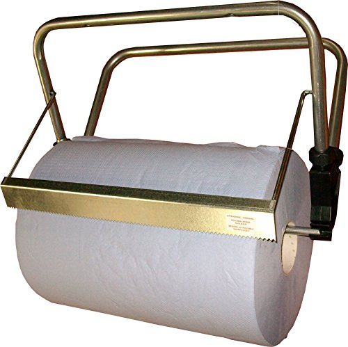 Preisvergleich Produktbild Wandhalter Abroller für Putzpapier