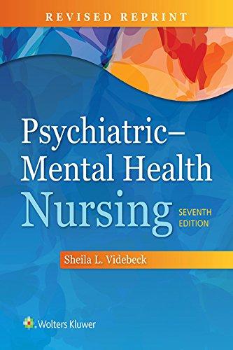 Psychiatric Mental Health Nursing (English Edition)