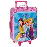 Disney Princess Rainbow Bagage enfant, 50 cm, 25 liters, Multicolore (Multicolor)