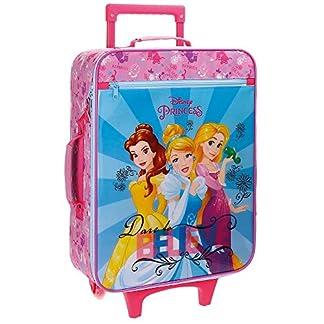 Princesas Disney Maleta, 0 litros, Multicolor