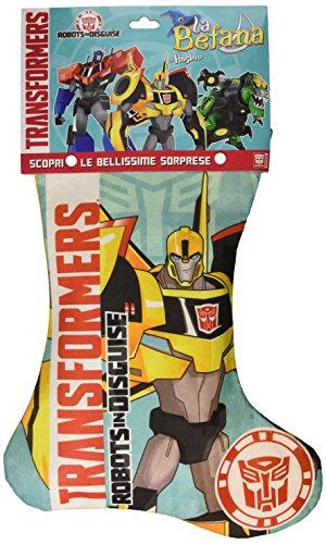 Transformers B72384540 - Calza Epifania