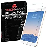 TECHGEAR® Apple iPad Air 2 (iPad 6) GLASS Edition Genuine Tempered Glass Screen Protector Guard Cover