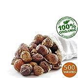 NaturalThings. Organische und natürliche Wäsche- und Spülseife Nüsse/Beeren....