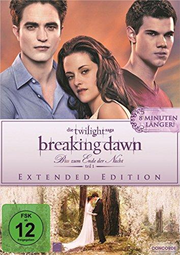 4. Breaking Dawn - Bis(s) zum Ende der Nacht - Teil 1 (Extended Edition)