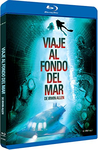 Viaje al fondo del mar (1961) [Blu-ray] 51II2ENYtOL