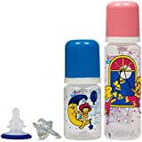 Small Wonder Pure Plus Set Of 4 (Pure Plus Red 250 Ml, Pure Plus Blue 125 Ml, Breast Shiled, LSR)