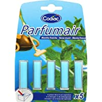 Codiac - 612511 - Parfumair pour Aspirateur - Stick Bouquet - 5 Bâtonnets