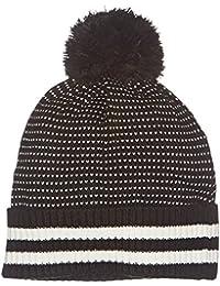 Kaporal Naoto, Bonnet Homme, Noir (Black), Taille Unique (Taille Fabricant: Taille Unique)