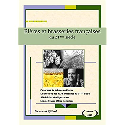 Bières et brasseries françaises du 21ème siècle – Edition 2017
