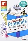 Cahier de français 3e