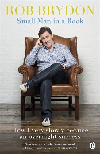 Small Man in a Book by Rob Brydon (12-Apr-2012) Paperback
