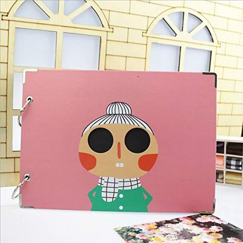 Fotoalbum Zehn Zoll DIY Alben Paare Alten Mann Kreative Handgemachte Koreanische Alben pro ()