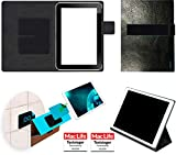 reboon Hülle für HP ElitePad 900 G1 Tasche Cover Case Bumper | in Schwarz Leder | Testsieger