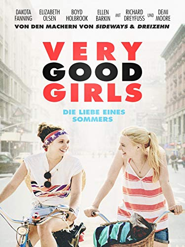 Very Good Girls - Die Liebe eines Sommers Cover