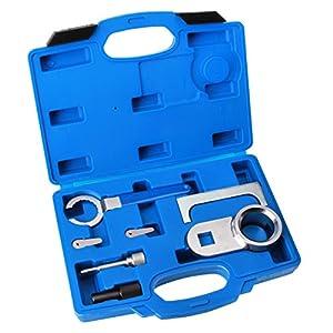 Kit d'outils de réglage du moteur blocage Arbre à cames Courroie crantée