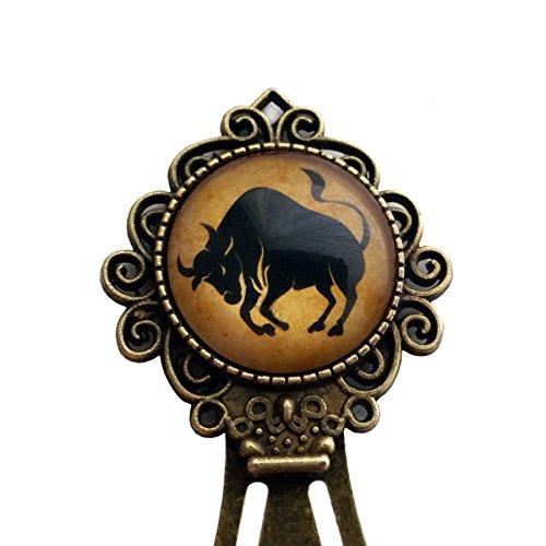 zodiac-taurus-segnalibro