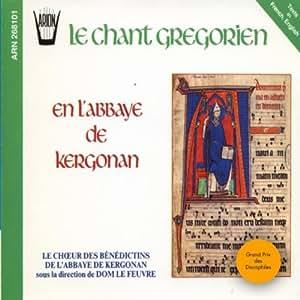 Le Chant grégorien en l'Abbaye de Kergonan [Import anglais]