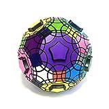 TTXLY Speed   Cube Big Treasure Ball Fútbol Magic Cube Fútbol de 62 facetas En Forma de Siete Generaciones de fútbol Alta dificultad Puzzle Cube Juguete Educativo