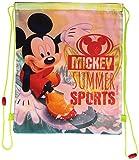Mickey Mouse - Saco mochila, 32 x 40 cm (Kids WD15007)