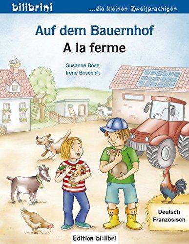 New Release eBook Auf dem Bauernhof Deutsch-Französisch DJVU
