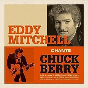 Eddy Mitchell Chante Chuck Berry (Vinyle blanc - Edition limitée)