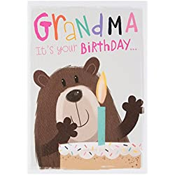 "Hallmark Geburtstagskarte für Oma""grreat–Medium"