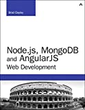 The definitive guide to building JavaScript-based Web applications from server to browser           Node.js, MongoDB, and AngularJS are three new web development technologies that together provide an easy to implement, fully integrated web deve...