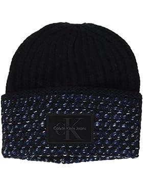 Calvin Klein Damen Strickmütze J Mary Heavy Knit Beanie