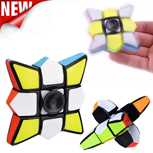 Novel Magical Fidget Infinite Cube Focus Desk Finger Toys Stress Relief Adult Kids Gifts Children Educational Playthings Clients First Magic Cubes