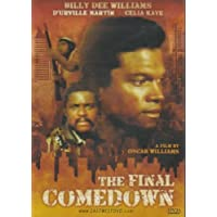 The Final Comedown [Slim Case] by Billy Dee Williams