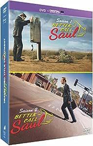 Better Call Saul - Saisons 1 & 2 [DVD + Copie digitale]