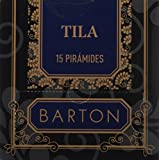 Barton Tila - 15 pirámides - [Pack de 4]