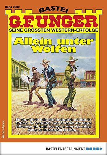 Unger 2009 Western: Allein