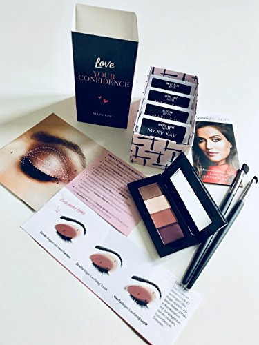 'Mary Kay Eye Shadow Set Love Your Confidence