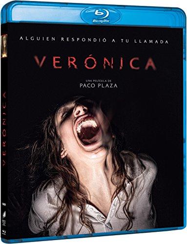 Veronica Blu ray Paco Plaza (Sprache Kein Deutsch) (Kein Deutsch Untertitel) (Spanien Import)
