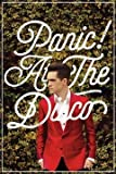 Panic At The Disco- Green Ivy & Red Suit Poster 24 x 36in